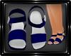 Baby Sophia NBlu Sandals