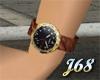J68 Gold Watch 1