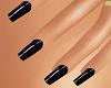 (AF) Black Nails