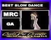 BEST SLOW DANCE