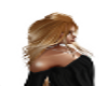 Golden Blonde Long Hair