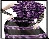 Purple Petal Dress