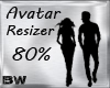 Avi Scaler Resizer 80% U