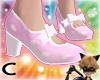 (C) Marinette Low Heels