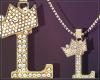 ☎ Gold Chain L | M