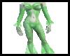 Lace Set-green Mint