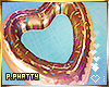 ღ Donut Heart Float v2