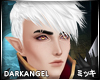 ! White Darkangel Hair