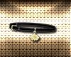 Cat Collar Black & Gold