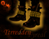(Tre) Steam Biker Boots