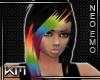 +KM+ Neo Emo Blk/Rainbow