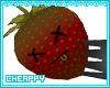 Dead Berry On Giant Fork