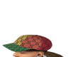Multicolor cap