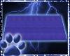 ~WK~PurpleBeachTowel