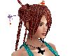 HAIR - MoonLulu  Red