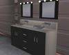 Motel Dual Sink