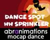 HipHop Sprinkler Dance