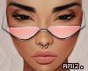 Au. Pink Glasses