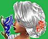 Fannie Silver w Flower