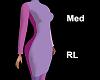 Dress RL / Med