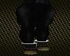 Saiyan Pants Black