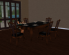 Animated Dinner Table