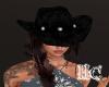 Cowboy Hat Hair C Cola