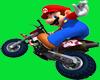 [AR]Mario on bike