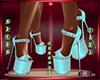 shoes Oyku celeste