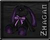 [Z] Ciaras Bunny blk/pur