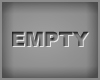 [BF] Empty Not Buy