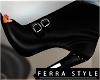~F~Rena Boots Black