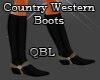 Western Boots (QBL)