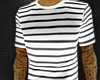 White Stripe Shirt