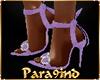 P9)Lilac Chic  Heels