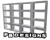 PB Room Divider Concrete