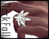 Weed Ring L- (No shine)