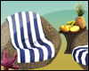 [SB] Beach Twin Chairs