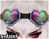 ✨ TV Heart Goggles