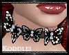 ☠ Butterfly Choker M