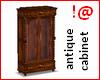 !@ Antique cabinet