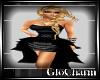 Glo* Elisa Dress~Black
