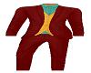 Joker Style Suit + Laugh