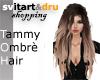 Tammy Ombrè Hair