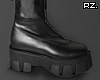 rz. Leather Shoes F