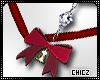 Cz!Christmas Necklace