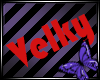 Velky head sign