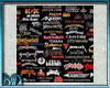 Rock Poster Bands