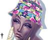 #Fcc|Floral Hat