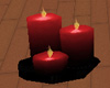 ® Red Candles